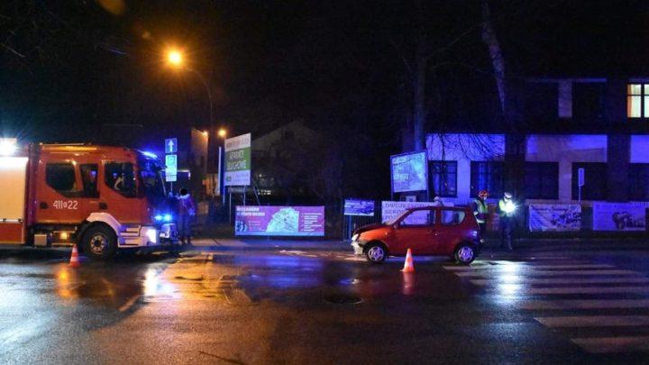 Zderzenie dwóch samochodów osobowych w Brzesku [ZDJĘCIA]
