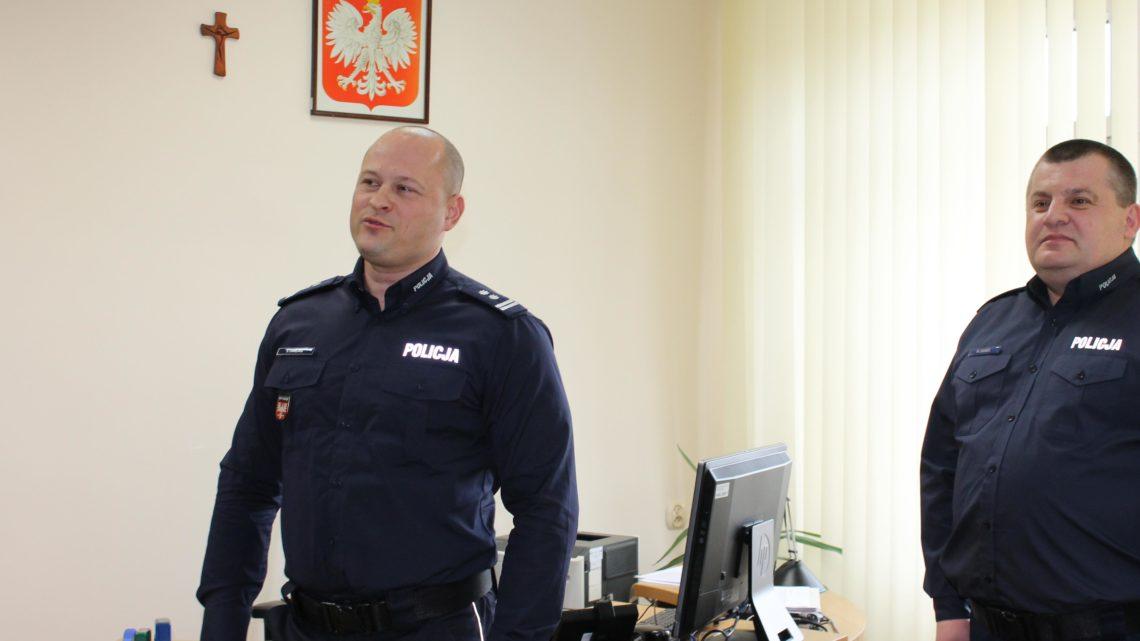 Obowiązki I Zastępcy Komendanta Powiatowego Policji w Brzesku będzie pełnił nadkom. Wacław Daniec
