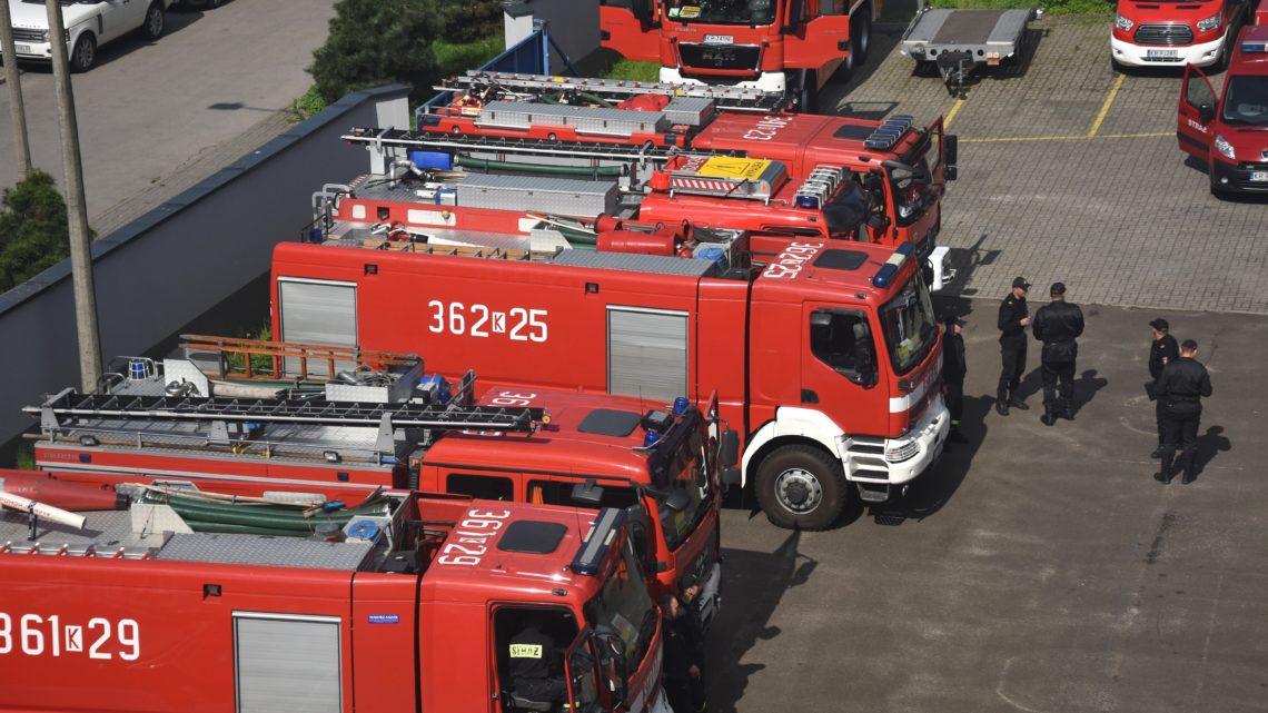 Małopolskie jednostki OSP będą miały nowe samochody ratowniczo-gaśnicze. W tym gronie jedna jednostka z naszego powiatu