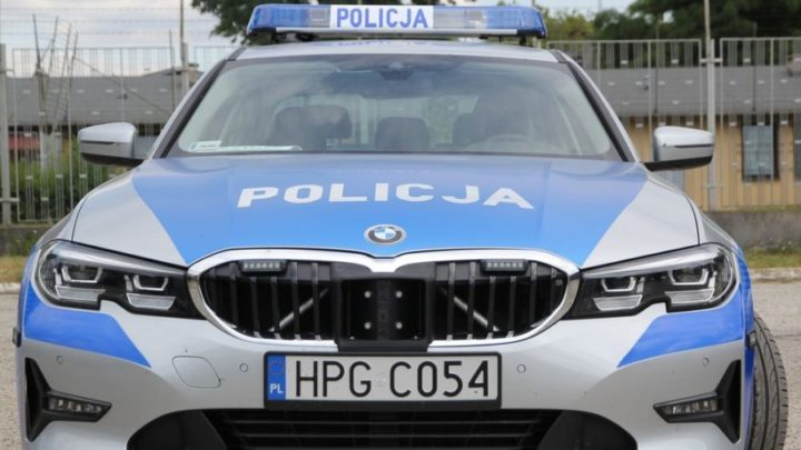 """POLICYJNA GRUPA """"SPEED"""" DZIŚ ROZPOCZYNA DZIAŁANIA NA MAŁOPOLSKICH DROGACH [FOTO, WIDEO]"""