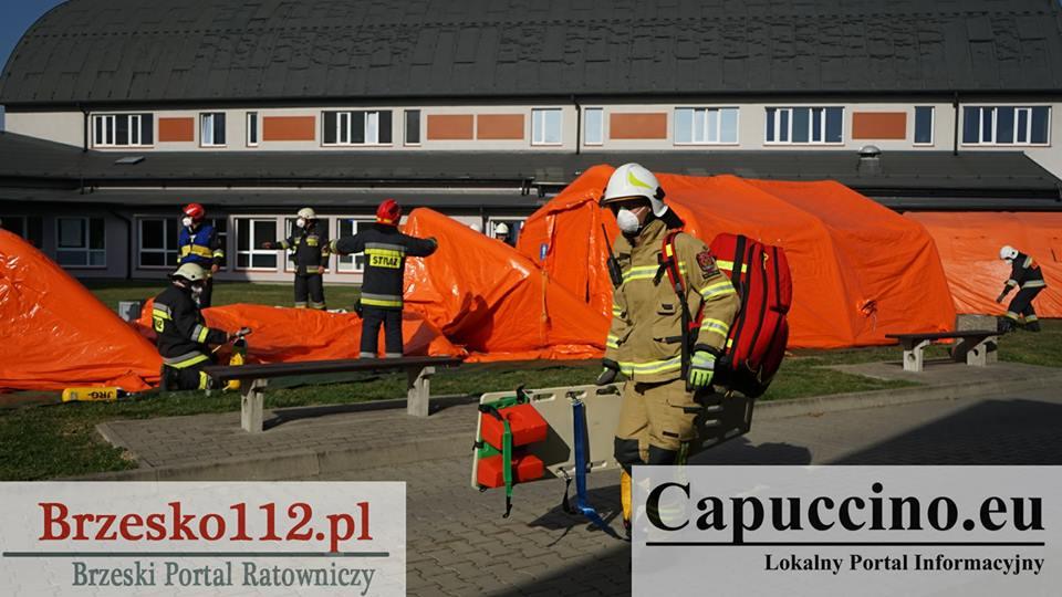 Poprawi się komfort pracy małopolskich strażaków