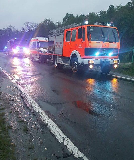 Tymowa: Groził, że wysadzi dom – reakcja policjantów była natychmiastowa