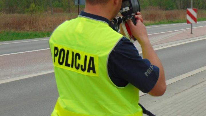 """Jutrzejsze ogólnopolskie działania policji kontrolo-prewencyjne pn. """"Prędkość"""""""